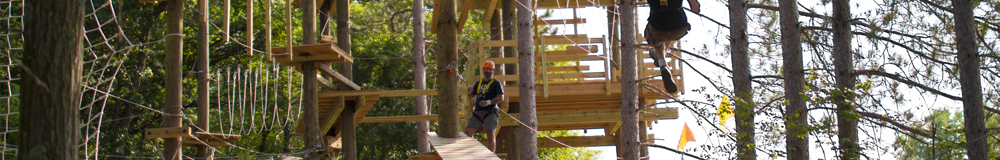 Aerial Park Zip Lines Open Memorial Weekend | Trollhaugen | Minnesota Wisconsin MN WI