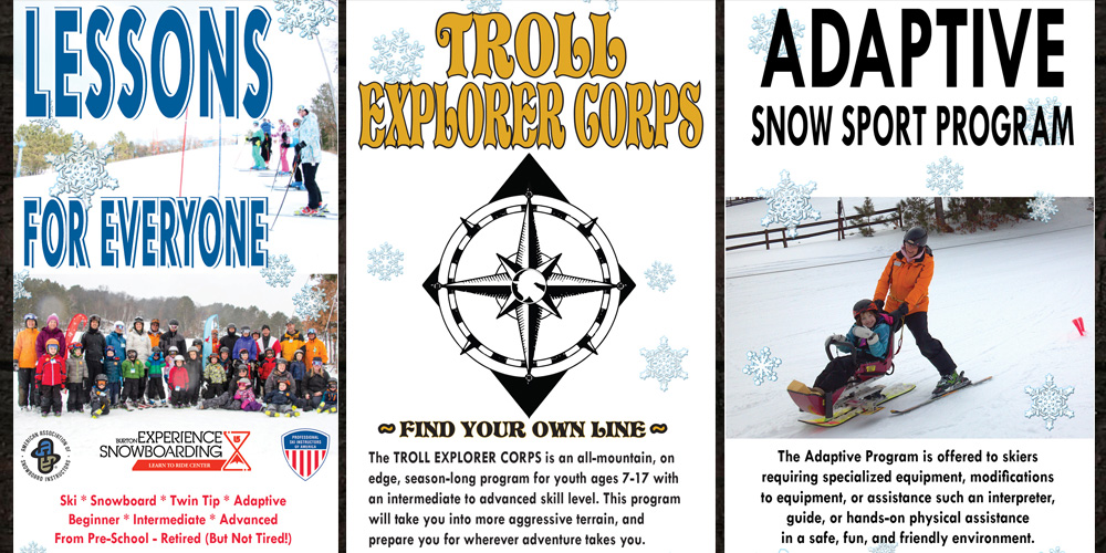 Trollhaugen Open House | Rail Jam | Minnesota Wisconsin Event